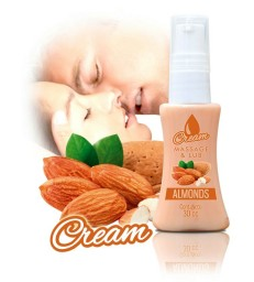 Crema Lubricante Cream Almonds