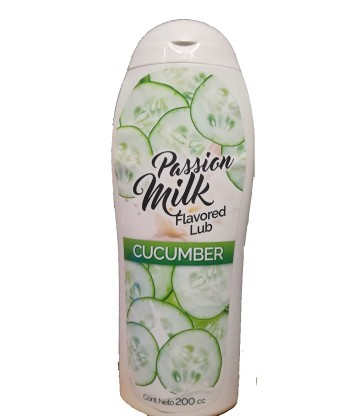 """Passion Milk Cucumber"""