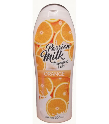 """Passion Milk Naranja"""