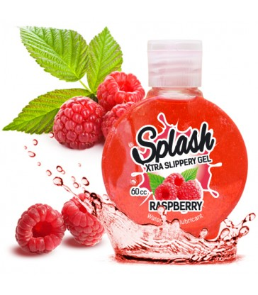 Splash Slippery Gel Raspberry