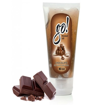 Gel Lubricante GO! Chocolate