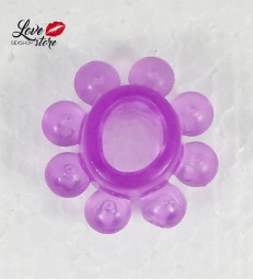 Anillo Livil Stretch Violeta