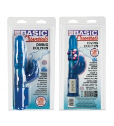 Basic Essentials Diving Dolphin
