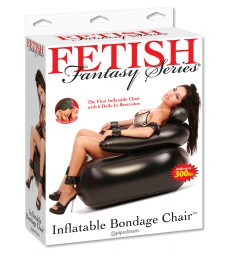 "Sillon Inflable - ""Fetish Fantasy Series"""