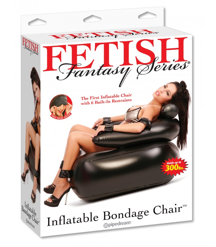 """Sillon Inflable - """"Fetish Fantasy Series"""""""
